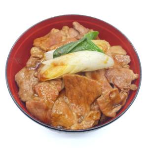 知床ポークの豚丼