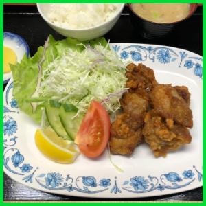 知床地鶏ザンギ定食